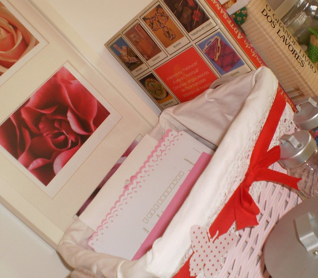 | ♥ em encarnado e rosa |