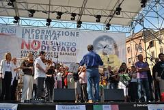Manifestazione per la libert di informazione - No al bavaglio (Dario Franceschini - galleria fotografica) Tags: libert dario franceschini intercettazioni informazione ddl nobavaglio