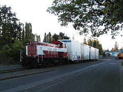 EPT1202 at twilight