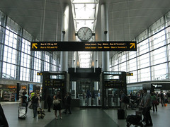 CPH: Center of terminal 3