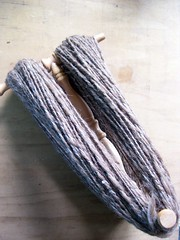 Corriedale & Cvm Plied 146 yds