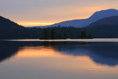 Sunset at Ruby Lake (alison brown 35) Tags: sunset summer brown canada water june reflections photography evening bc britishcolumbia alison 35 sunshinecoast rubylake absolutelystunningscapes