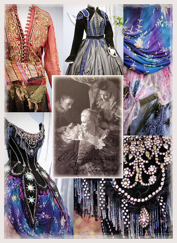 Midsummer night dream costumes