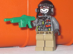 Free weapon (Brickdon) Tags: 2 modern lego space ghost rifle sniper custom heavy weapons warfare brickarms
