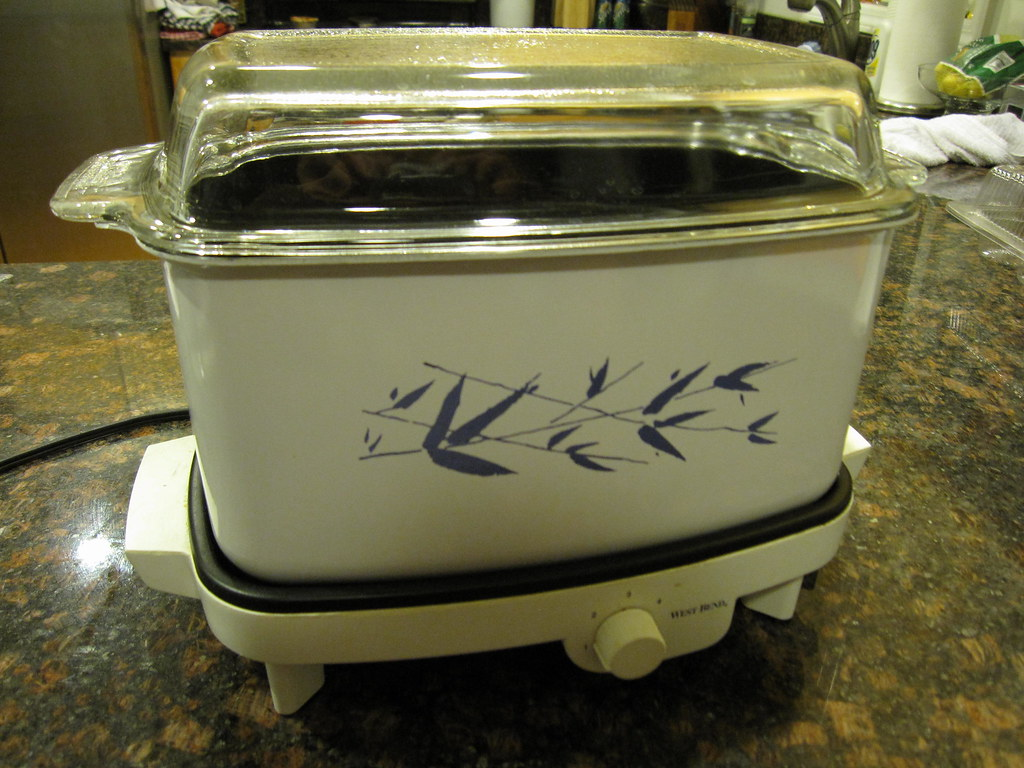 West Bend Slow-Cooker - $10