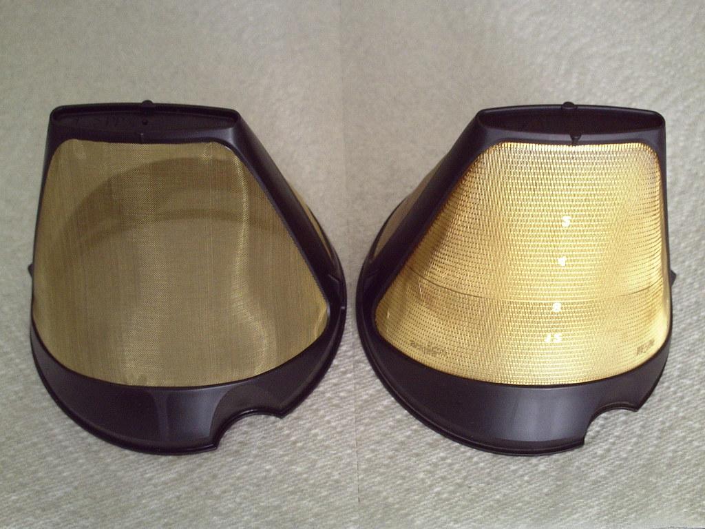Braun Gold Coffee Filter Comparison