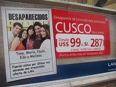 LAN Advertisement
