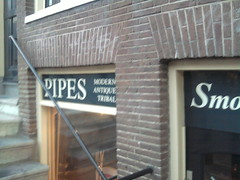 pipes à amsterdam