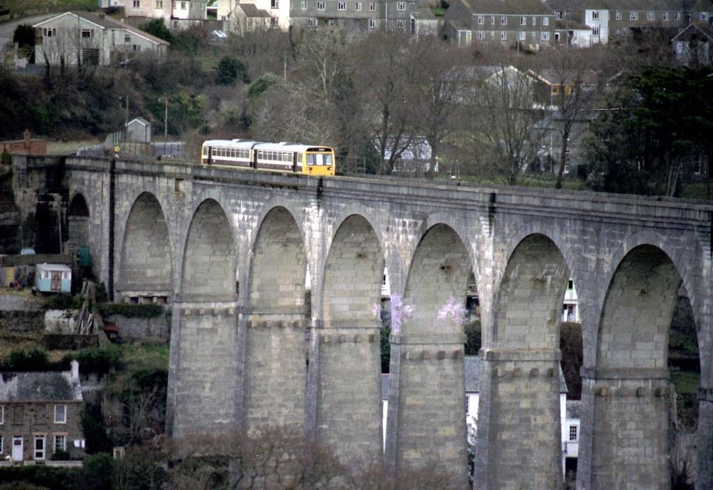 329-07 Calstock Viaduct