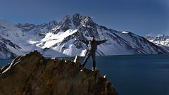 Cordillera de Los Andes - Chile (Fabro - Max) Tags: chile blue sky lake mountains cold azul best cielo andes montaña cerros frio hielo cordillera montañas sudamérica cordilleradelosandes cordonmontañoso enbalseelyesochile cordilleradelosandescielo embalseelyesochilecordilleradelosandessudamericaregionmetropolitananieve panasonicfz35panasonicfz38fz35fz38fz35fz38panasoniclumixlumix cordilleradelosandesandes cordilleradelosandesmountains