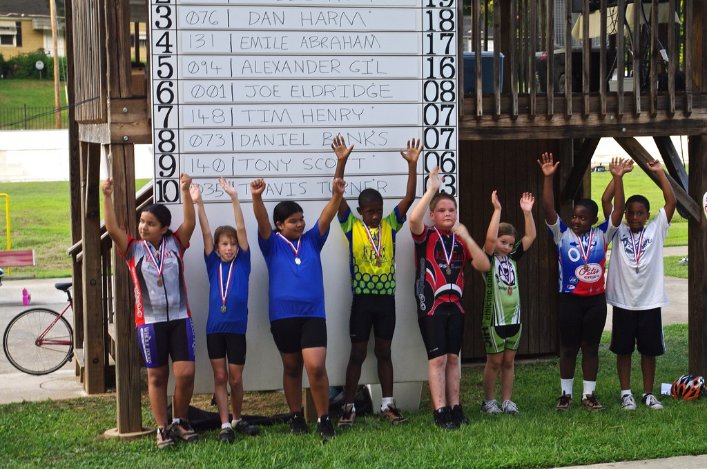 Bicycle Little League Awards