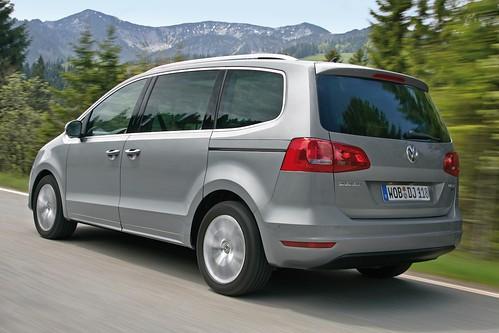 nuevo Volkswagen Sharan