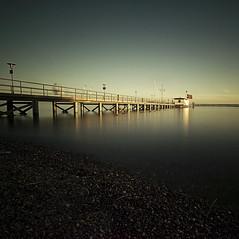 Hagnau, Lake Constance (ketscha) Tags: longexposure germany bodensee lakeconstance hagnau 120sec