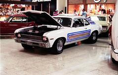Car Show at the Capital Mall (Neato Coolville) Tags: 1987 missouri shoppingmall 1980s carshow jeffersoncity capitalmall