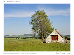 Paysages du Cantal (BerColly) Tags: france landscapes google flickr villages towns paysages auvergne villes cottages cantal cezallier francelandscapes bercolly leuropepittoresque