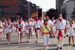 Running of the Bulls New Orleans 2010
