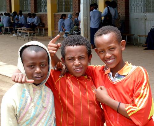 España, en Addis Abeba