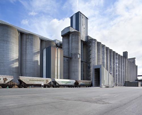 silo de Nantes