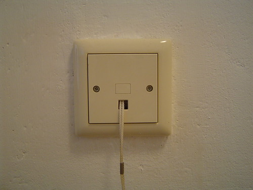 Light switch monster