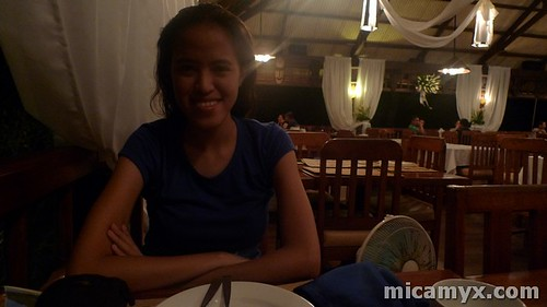 Happy in Badjao Inn