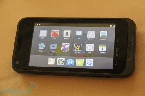 Aava Virta 2 Moorestown Smartphone Reference Design