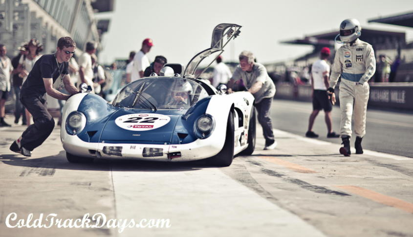 PHOTO GALLERY // THE 2010 LE MANS CLASSIC