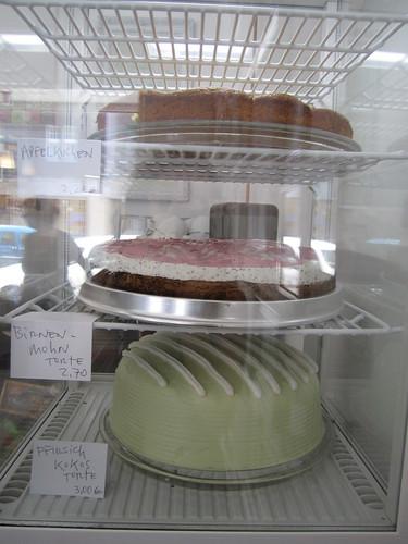 Cafe Vux Cakes