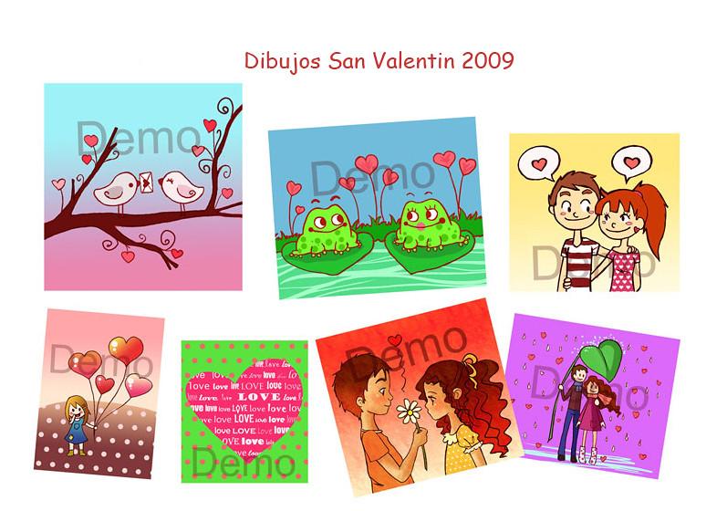 San Valentin 2009