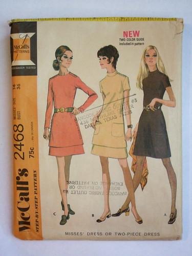 1970 - McCall's 2468