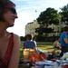 Jessica at the picnic