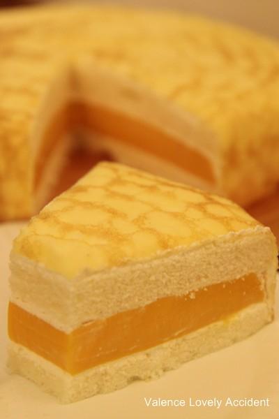 塔吉特芒果千層蛋糕06