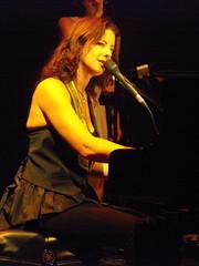 Sarah McLachlan piano