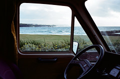 (Gebhart de Koekkoek) Tags: sea car view roadtrip