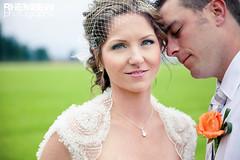 Fraser River Lodge : Langley Wedding Photograher (i am gillian) Tags: wedding portrait orange green rose vintage groom bride veil lace rhembeinphotography fraserriverlodge langleyweddingphotography bridecageveil