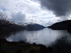 Loch Lomond II (morriganthecelt) Tags: trees mountains water scotland loch lomond scotlandslandscapes