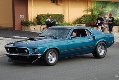 FORD MUSTANG MACH 1 (Navymailman) Tags: show california park fab ford car berry forever mustang fabulous fords knotts 2010 fff buena fabulousfordsforever