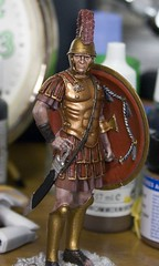 "Pegaso "" 75-050  Roman Tribune, III c. B.C."" -5"