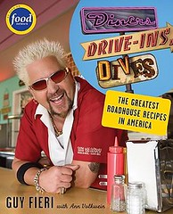 Diners, Drive-ins and Dives: An All American Road Trip with Recipes