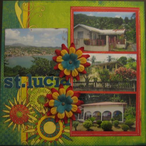 July C2P: St. Lucia