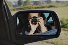 nikon (Izaskun G. Obieta) Tags: nikon foto coche espejo retrovisor