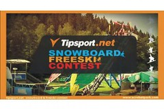 Tipsport.net Snowboard and Freeski Contest ve Štítech - 2x video