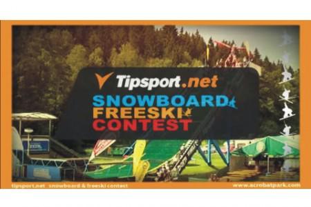 Tipsport.net Snowboard and Freeski Contest ve Štítech - 2x video