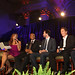 "Bonnie Bernstein ""Chalk Talk"" with Bernie Williams, Jimmie Johnson,Matthew McConaughey"