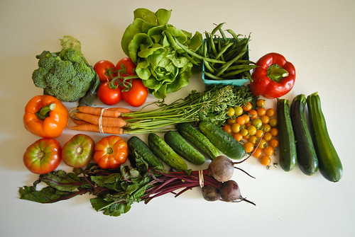 Iron Creek CSA, Week 6
