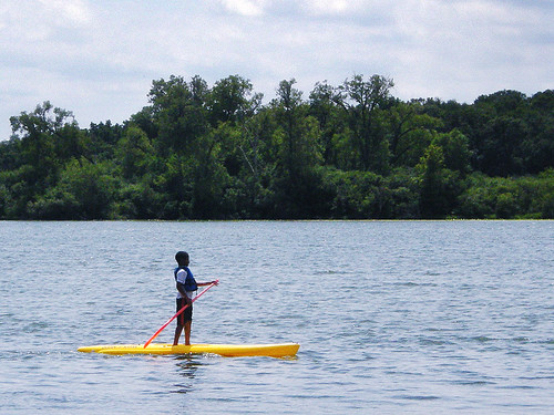 Trending in Madison: Be Your Own Gondolier on the City's Lakes