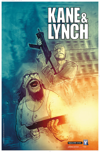 Kane & Lynch SDCC