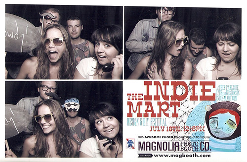 Indie Mart - Photo Booth Fun
