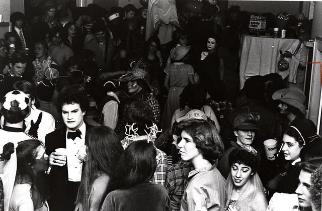 1980 Halloween Dance