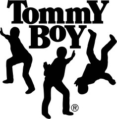 Tommy Boy Records [logo]