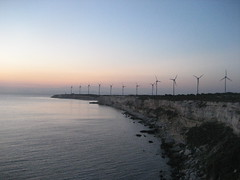 TR2010 334 (justinvandyke) Tags: sunset windmill turkey aegean bozcaada tenedos